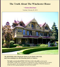 The Truth About The Winchester House